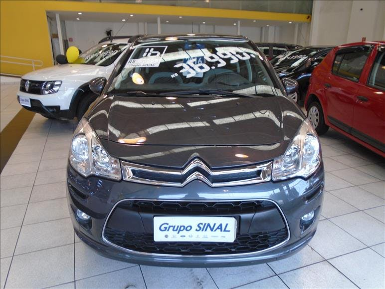 CITROËN C3 1.5 Attraction 8V 2015/2016