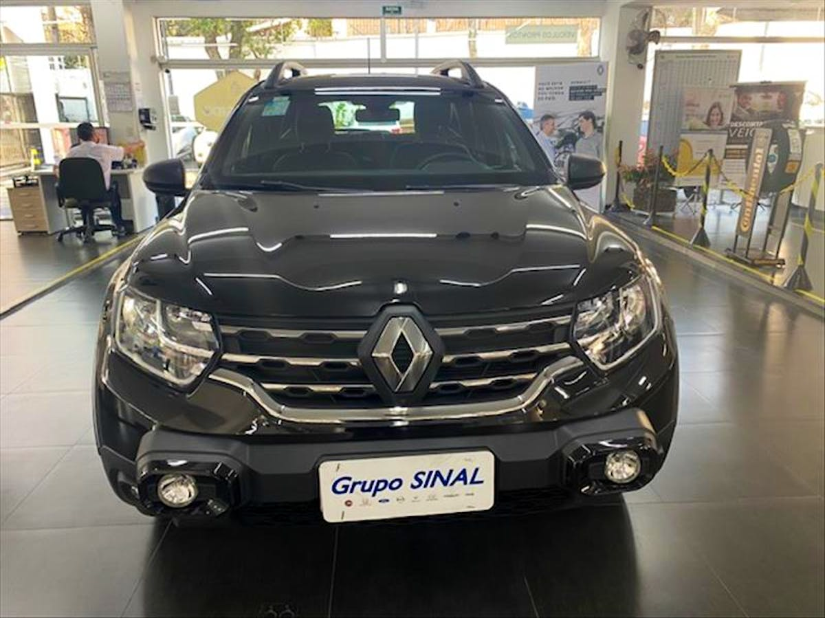 RENAULT DUSTER 1.6 16V SCE Iconic 2021/2022