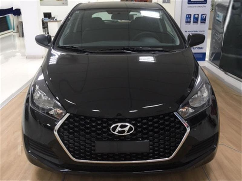 HYUNDAI HB20 1.0 Unique 12V 2018/2019 - Foto 1