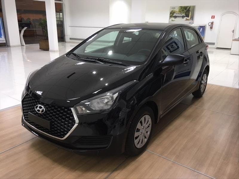 HYUNDAI HB20 1.0 Unique 12V 2018/2019 - Foto 5