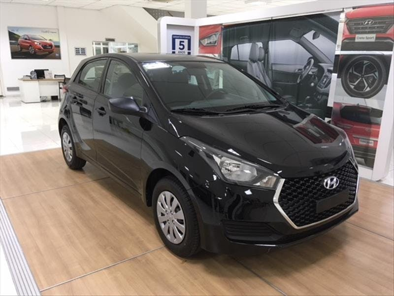 HYUNDAI HB20 1.0 Unique 12V 2018/2019 - Foto 6