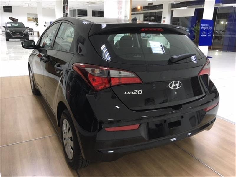 HYUNDAI HB20 1.0 Unique 12V 2018/2019 - Foto 7