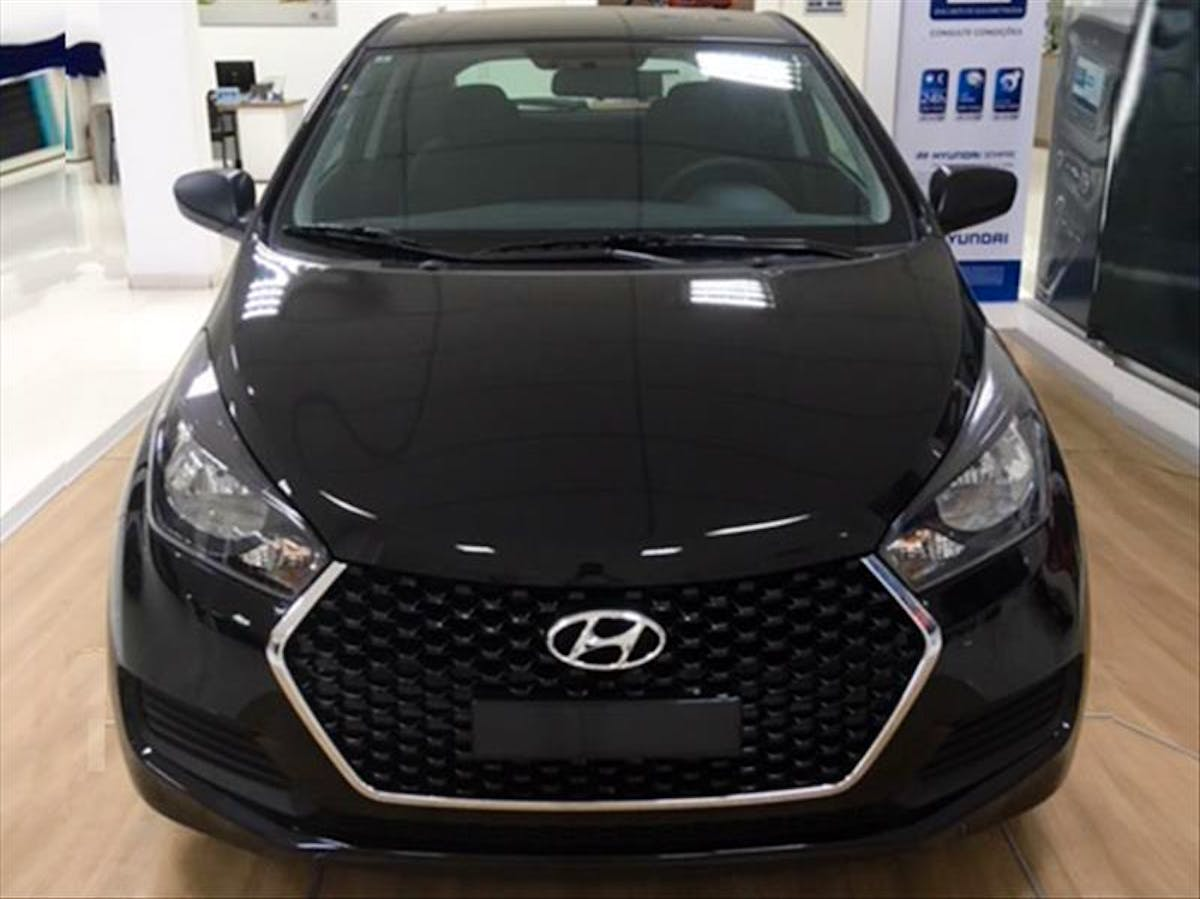HYUNDAI HB20 1.0 Unique 12V 2019/2019