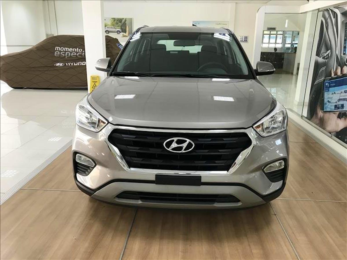 HYUNDAI CRETA 1.6 16V Pulse Plus 2017/2018