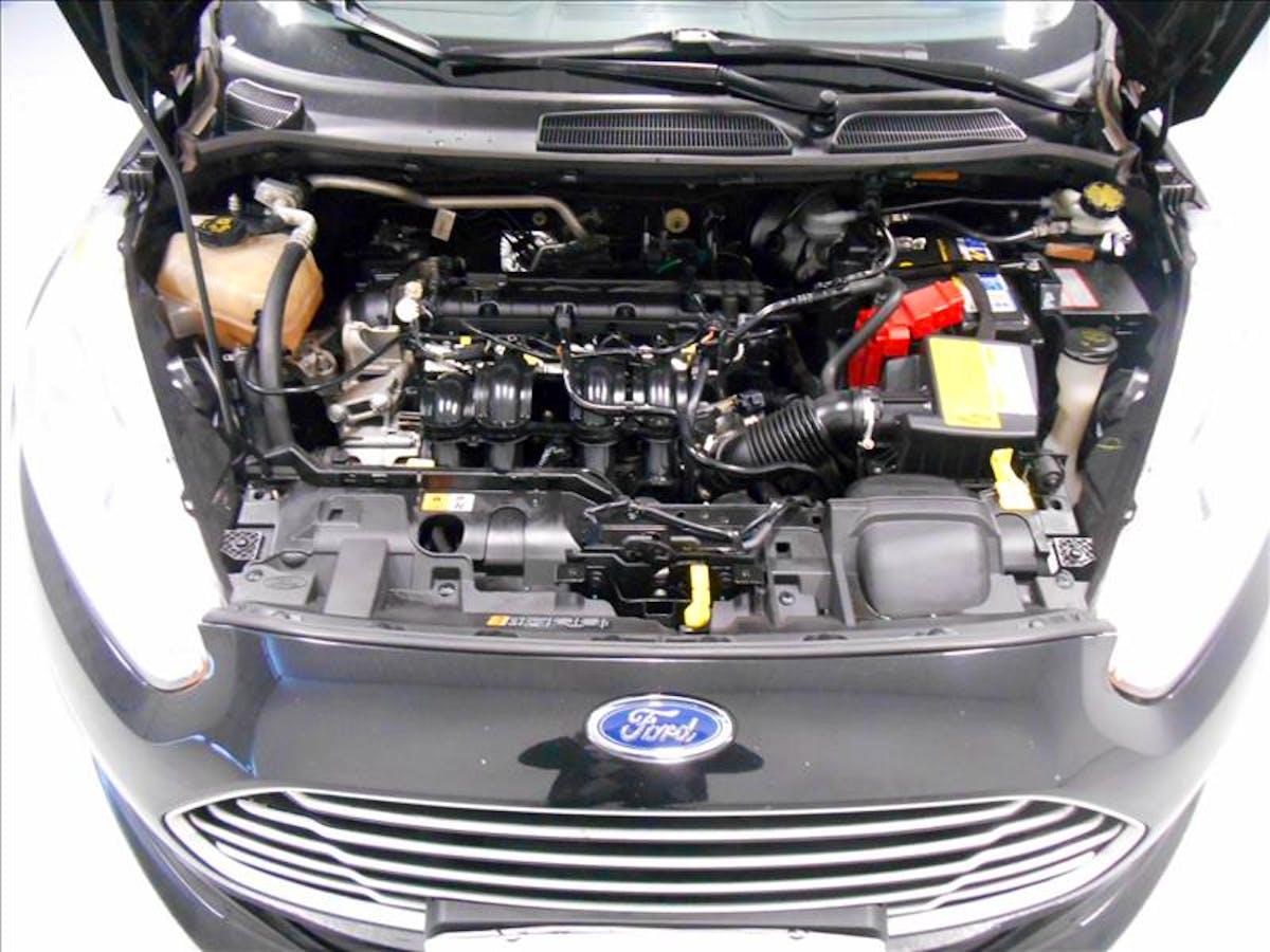 FORD FIESTA 1.6 SE Sedan 16V 2014/2015 - Foto 8