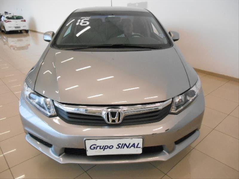 HONDA CIVIC 1.8 LXS 16V 2015/2016