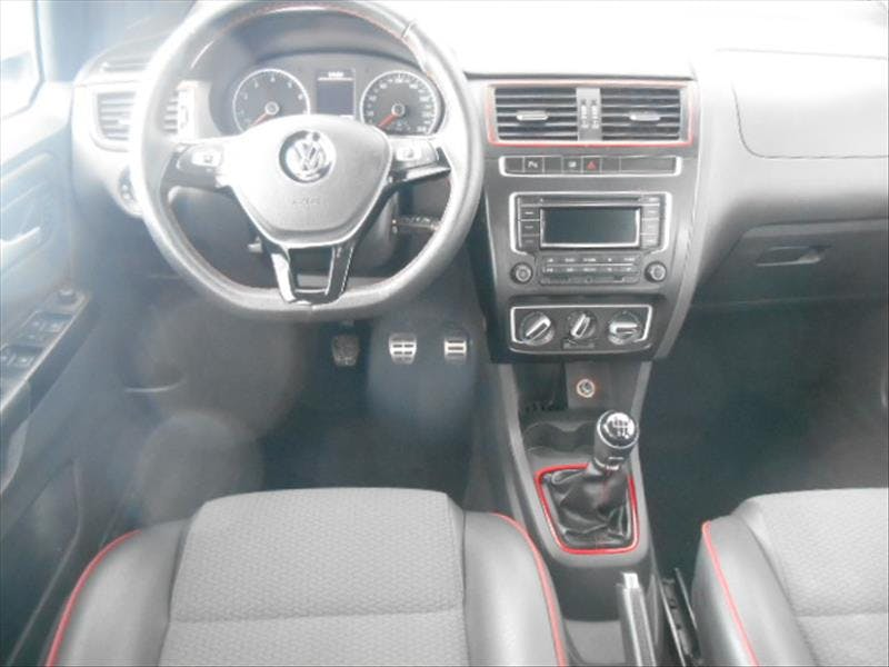 VOLKSWAGEN FOX 1.6 MI Rock IN RIO 8V 2015/2016 - Foto 7