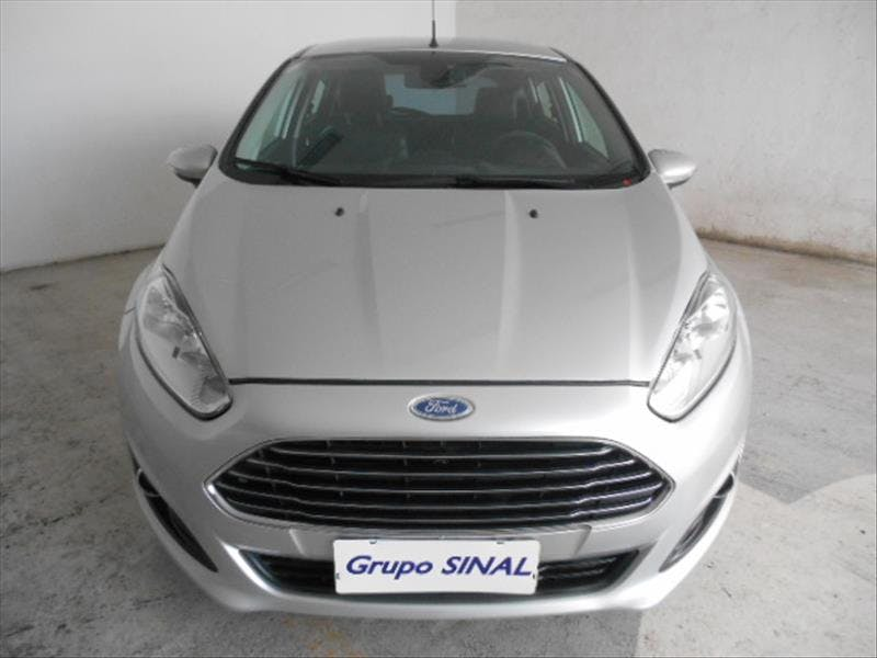 FORD FIESTA 1.6 Titanium Hatch 16V 2015/2015 - Thumb 1