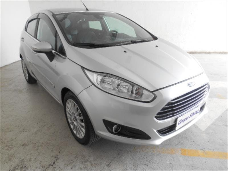 FORD FIESTA 1.6 Titanium Hatch 16V 2015/2015 - Thumb 2