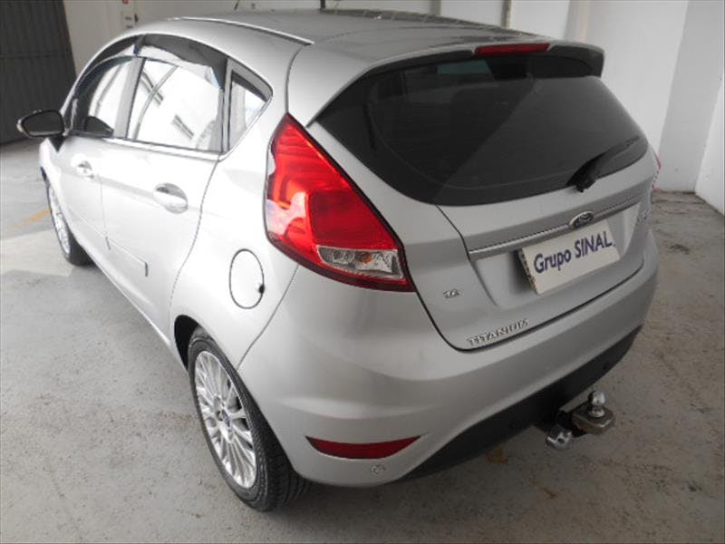 FORD FIESTA 1.6 Titanium Hatch 16V 2015/2015 - Thumb 5