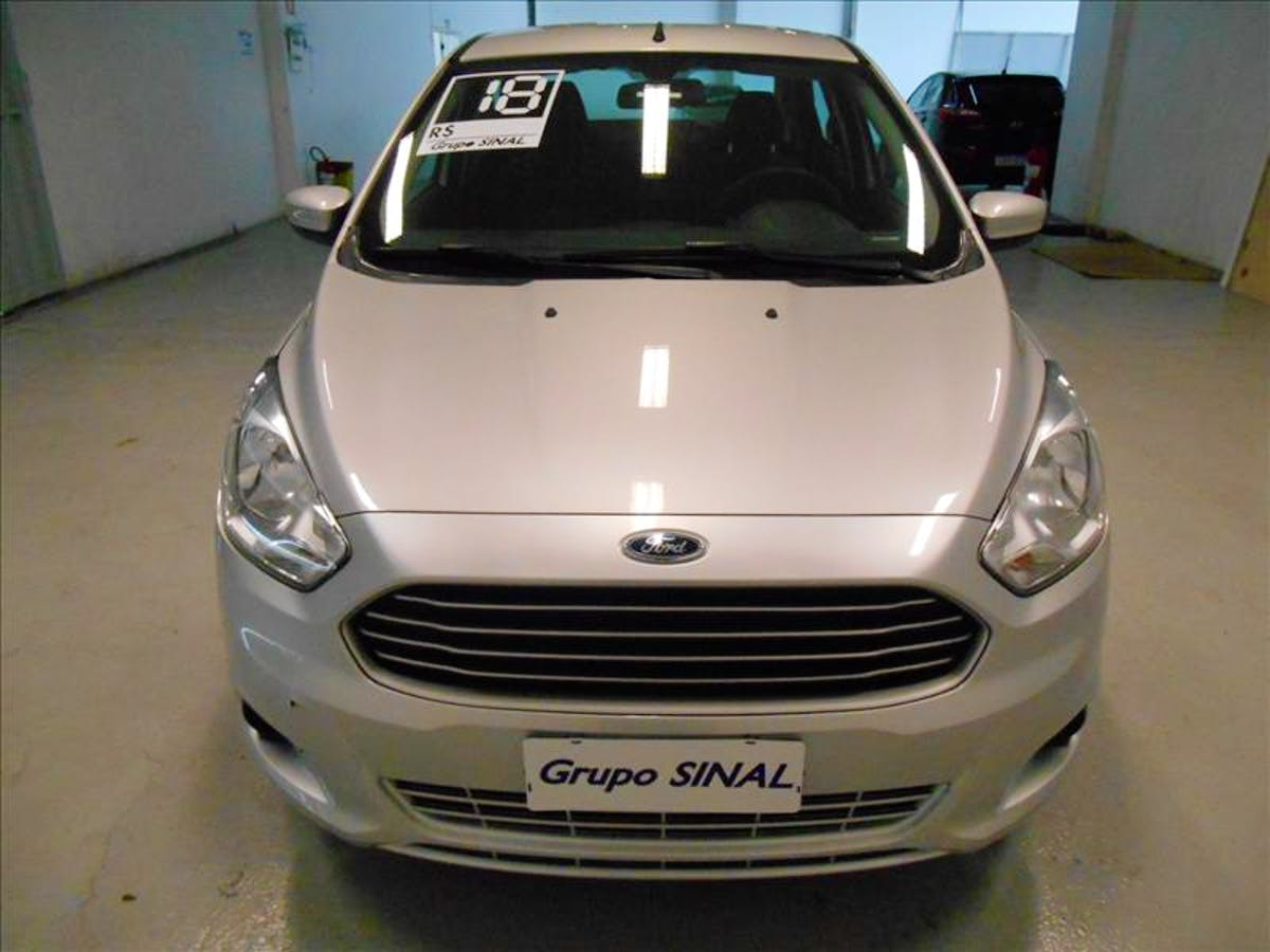 FORD KA + 1.0 Ti-vct SE Plus 2017/2018 - Foto 1