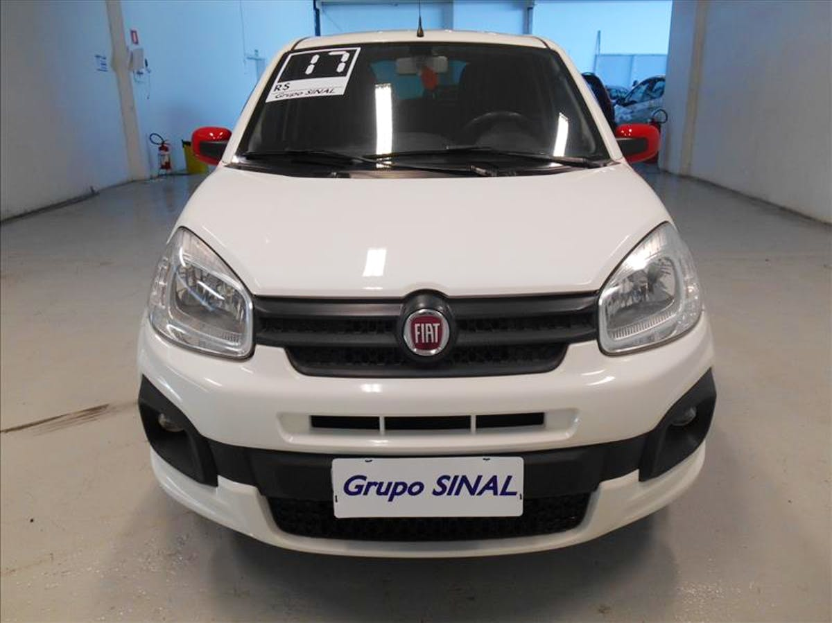 FIAT UNO 1.0 Firefly Attractive 2017/2017