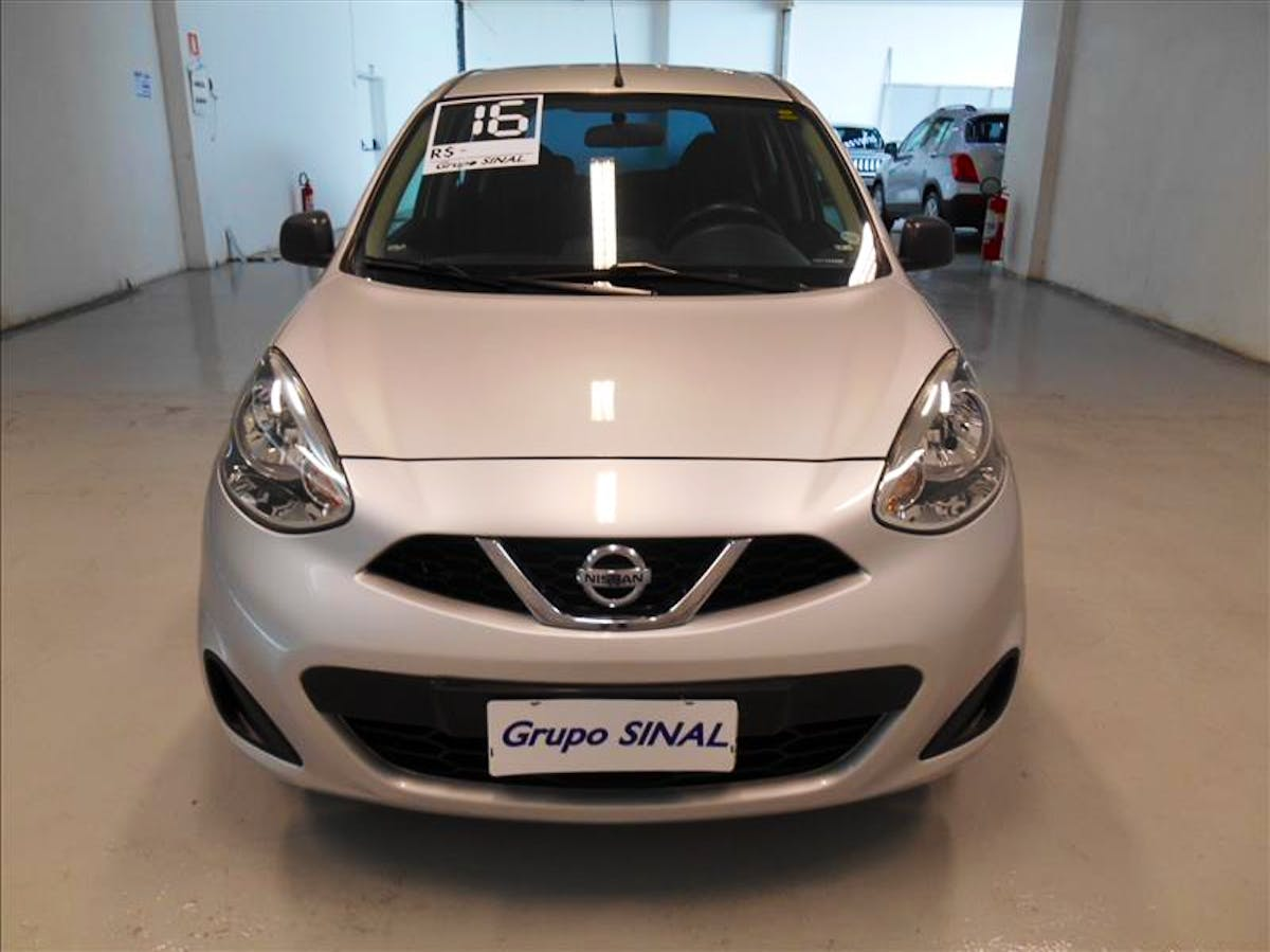 NISSAN MARCH 1.0 S 12V 2015/2016