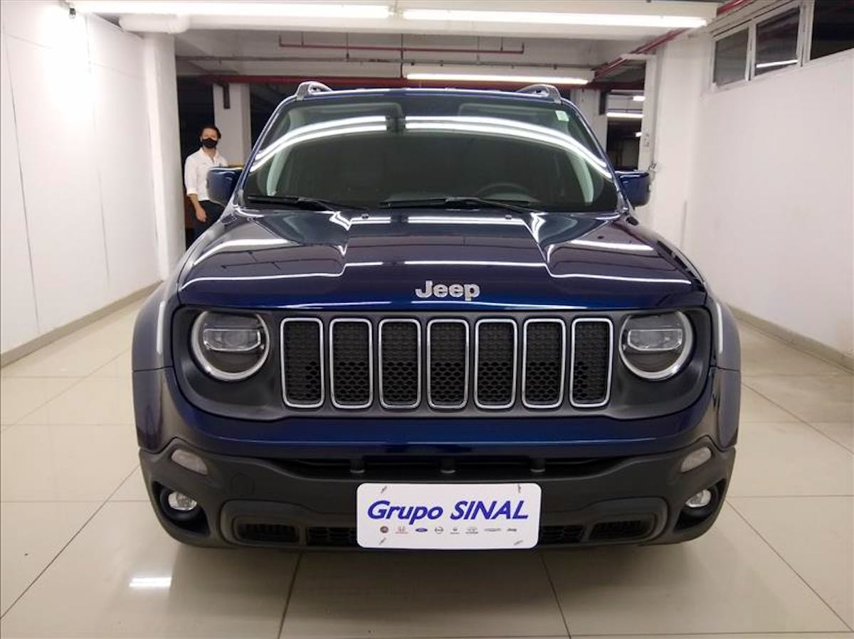 JEEP RENEGADE 1.8 16V Longitude 2019/2020