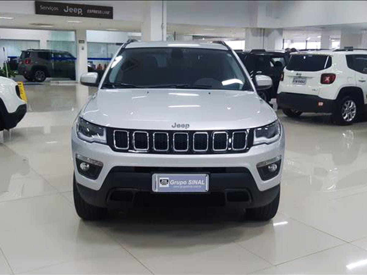 JEEP COMPASS 2.0 16V Longitude 4X4 2017/2018
