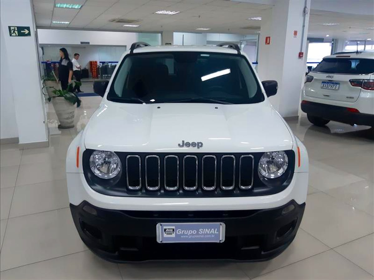 JEEP RENEGADE 1.8 16V 2017/2017