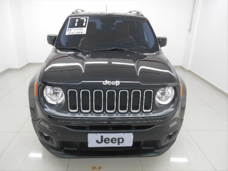 JEEP RENEGADE 1.8 16V Longitude 2017/2017