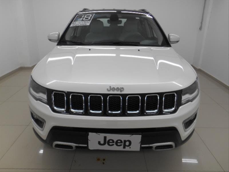 JEEP COMPASS 2.0 16V Limited 4X4 2017/2018 - Foto 1