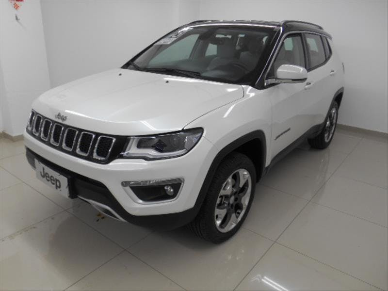 JEEP COMPASS 2.0 16V Limited 4X4 2017/2018 - Foto 2