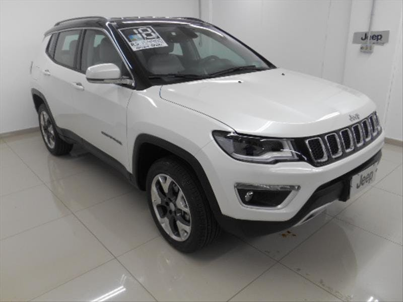 JEEP COMPASS 2.0 16V Limited 4X4 2017/2018 - Foto 3