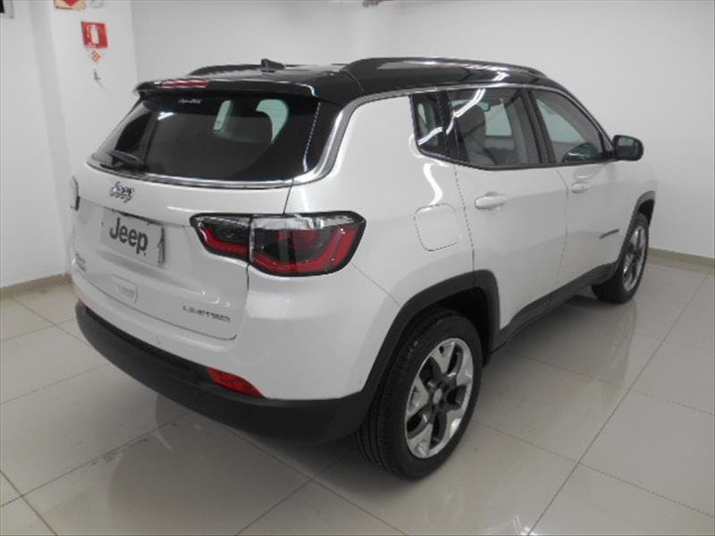 JEEP COMPASS 2.0 16V Limited 4X4 2017/2018 - Foto 4
