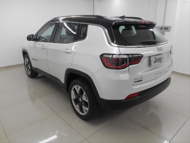 JEEP COMPASS 2.0 16V Limited 4X4 2017/2018 - Foto 5