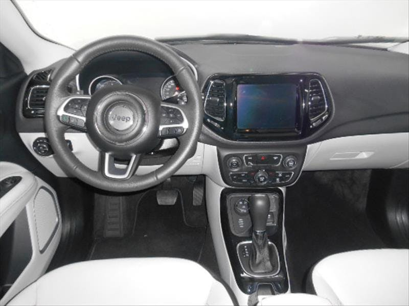JEEP COMPASS 2.0 16V Limited 4X4 2017/2018 - Foto 7