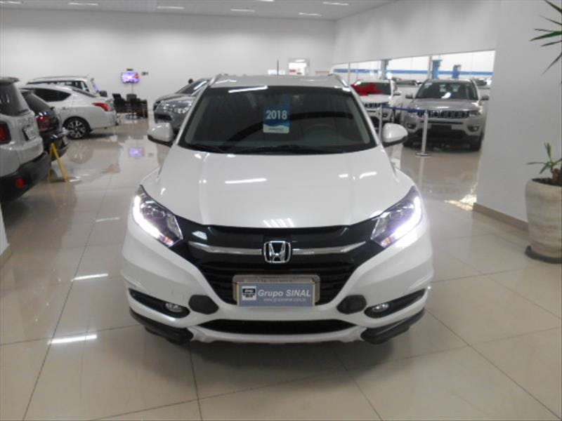 HONDA HR-V 1.8 16V Touring 2017/2018