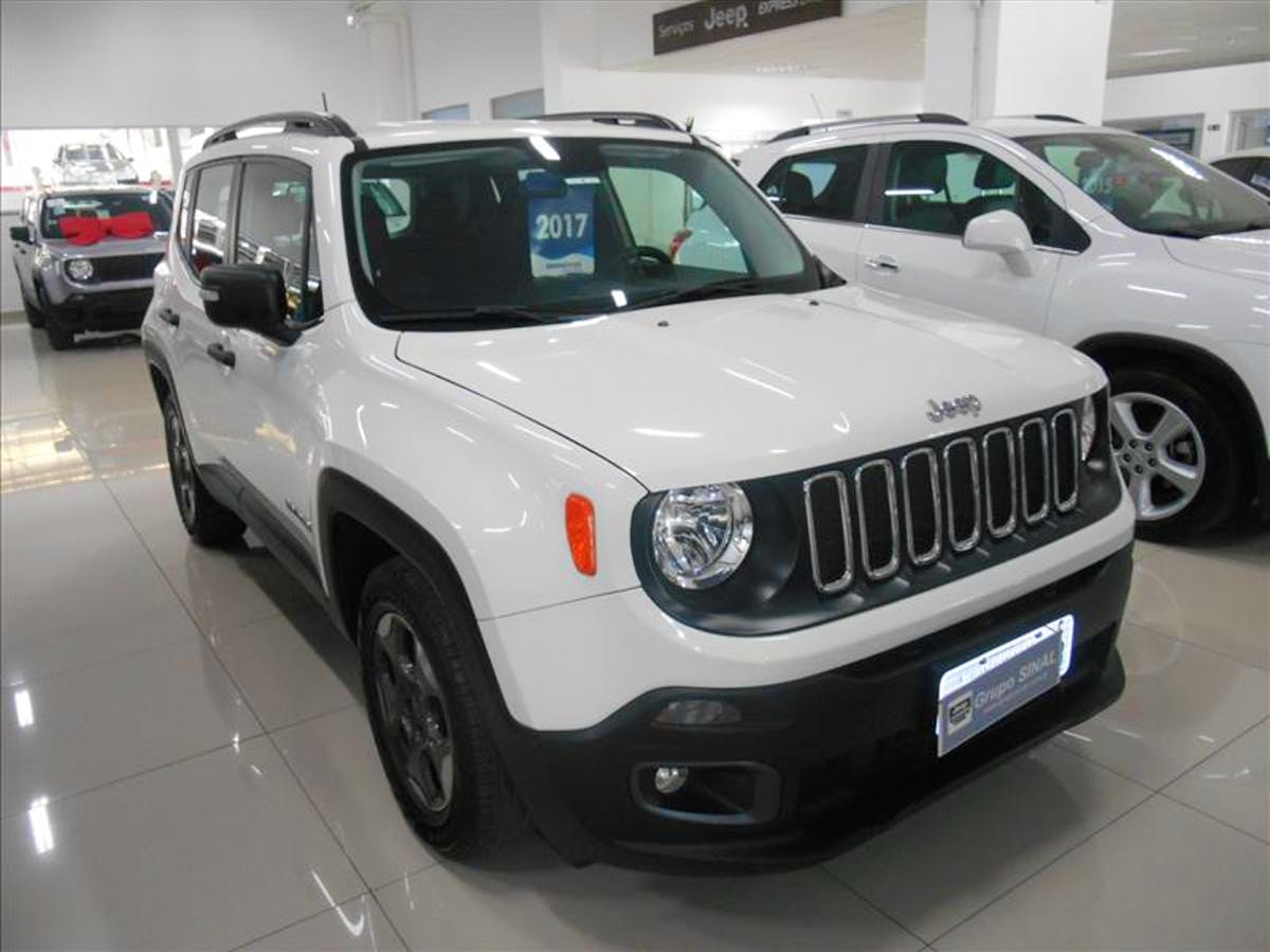 JEEP RENEGADE 1.8 16V Sport 2017/2017