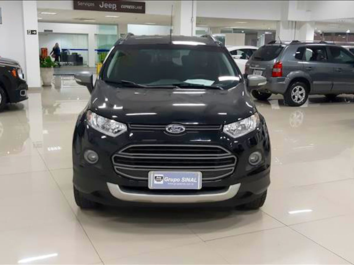 FORD ECOSPORT 1.6 Freestyle 16V 2016/2017