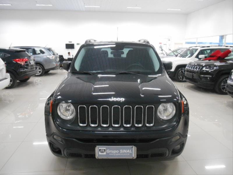 JEEP RENEGADE 2.0 16V Turbo Sport 4X4 2016/2016