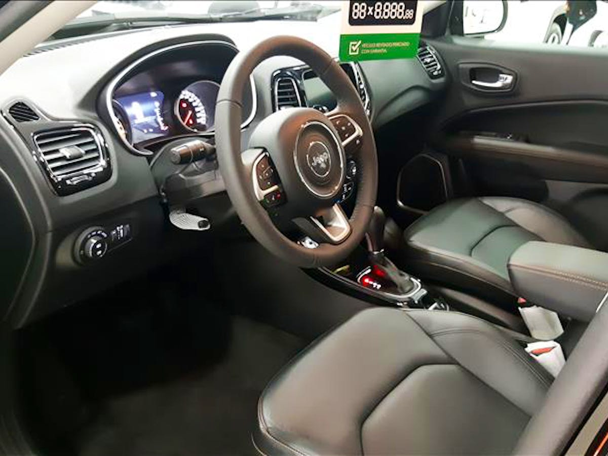JEEP COMPASS 2.0 16V Limited 2018/2018 - Foto 11