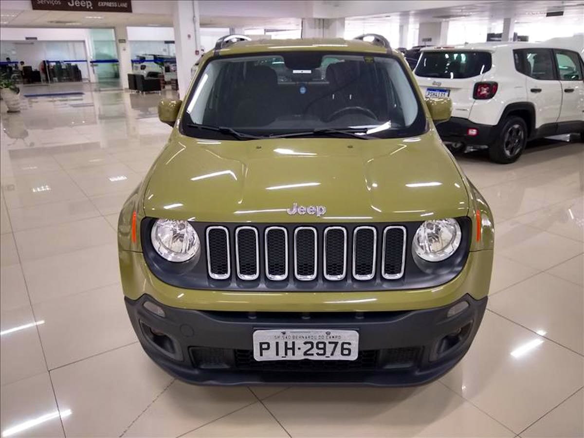 JEEP RENEGADE 1.8 16V Longitude 2015/2016 - Foto 1