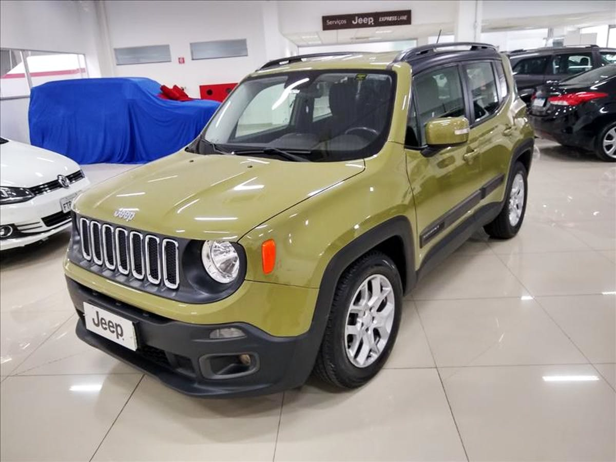 JEEP RENEGADE 1.8 16V Longitude 2015/2016 - Foto 2