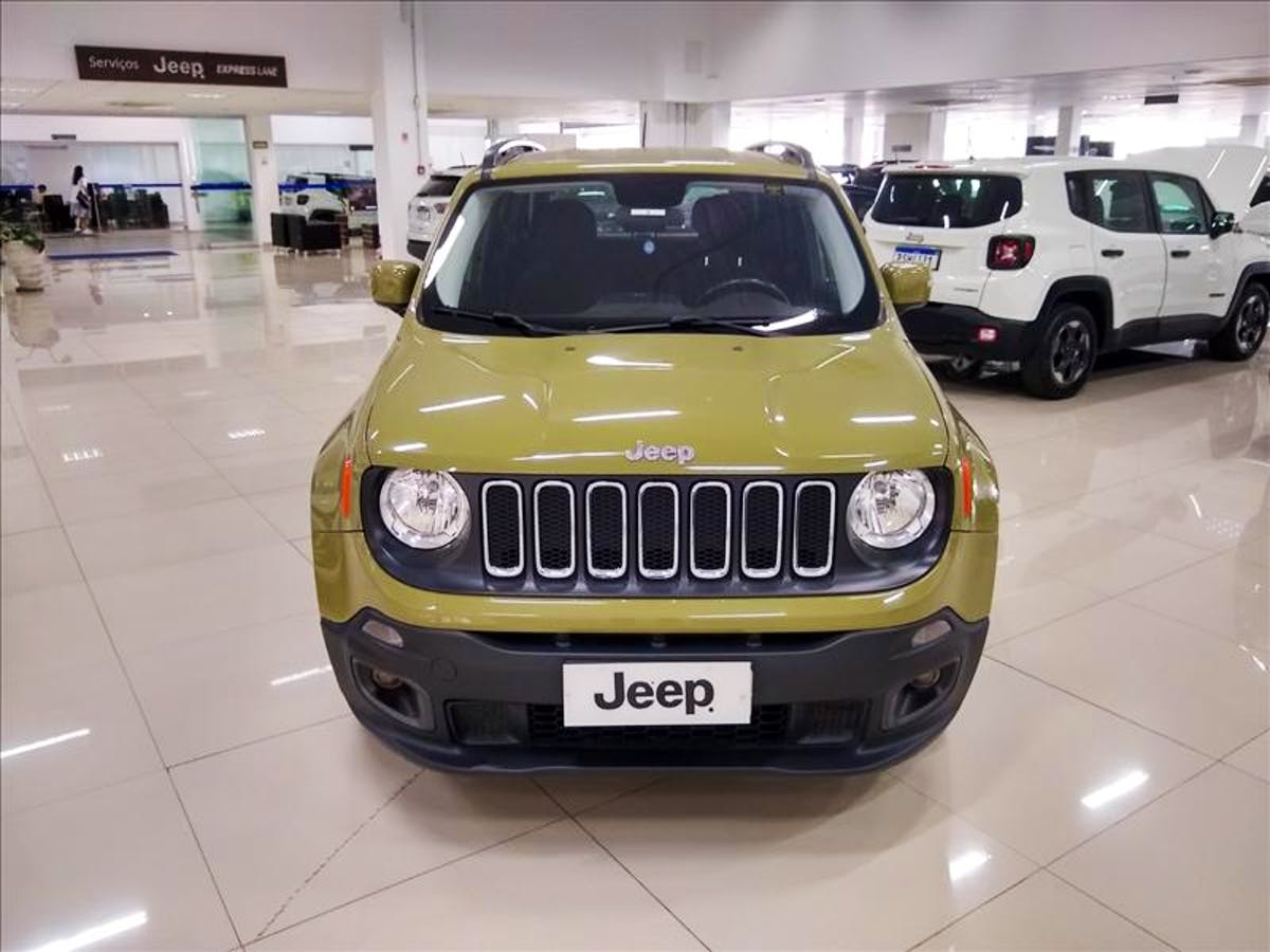 JEEP RENEGADE 1.8 16V Longitude 2015/2016 - Foto 3