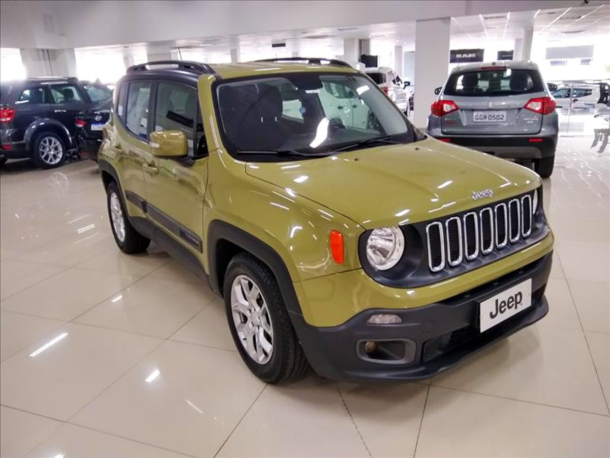 JEEP RENEGADE 1.8 16V Longitude 2015/2016 - Foto 4