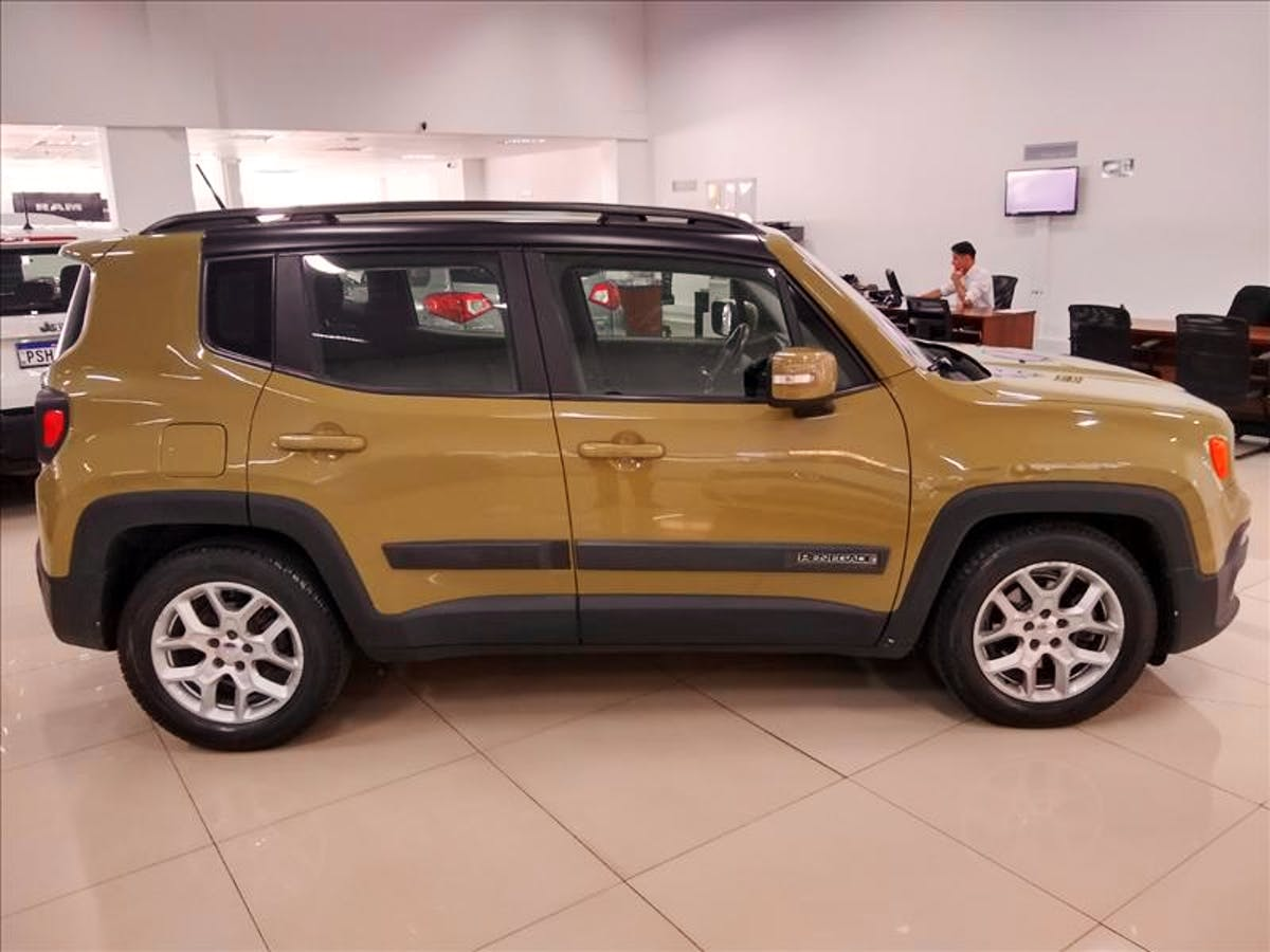 JEEP RENEGADE 1.8 16V Longitude 2015/2016 - Foto 5