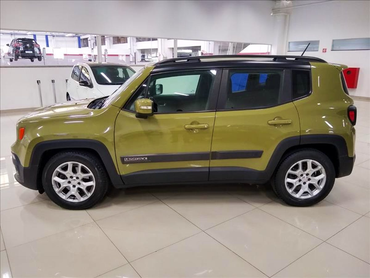 JEEP RENEGADE 1.8 16V Longitude 2015/2016 - Foto 6
