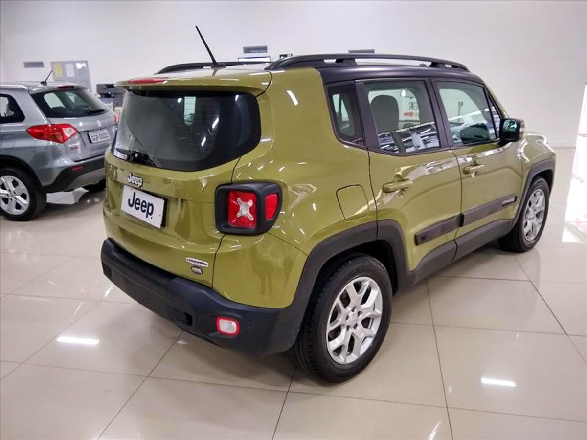 JEEP RENEGADE 1.8 16V Longitude 2015/2016 - Foto 7