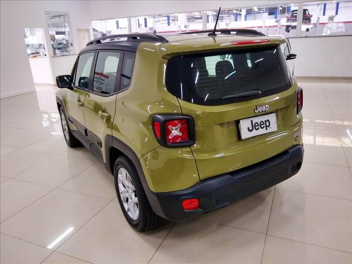 JEEP RENEGADE 1.8 16V Longitude 2015/2016 - Foto 9