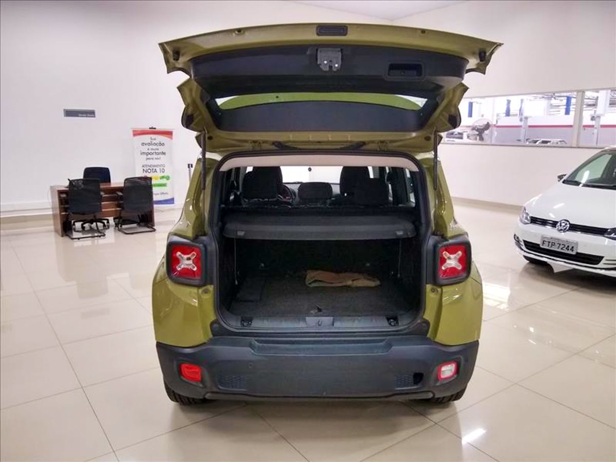JEEP RENEGADE 1.8 16V Longitude 2015/2016 - Foto 10