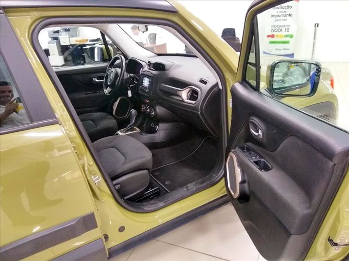 JEEP RENEGADE 1.8 16V Longitude 2015/2016 - Foto 11