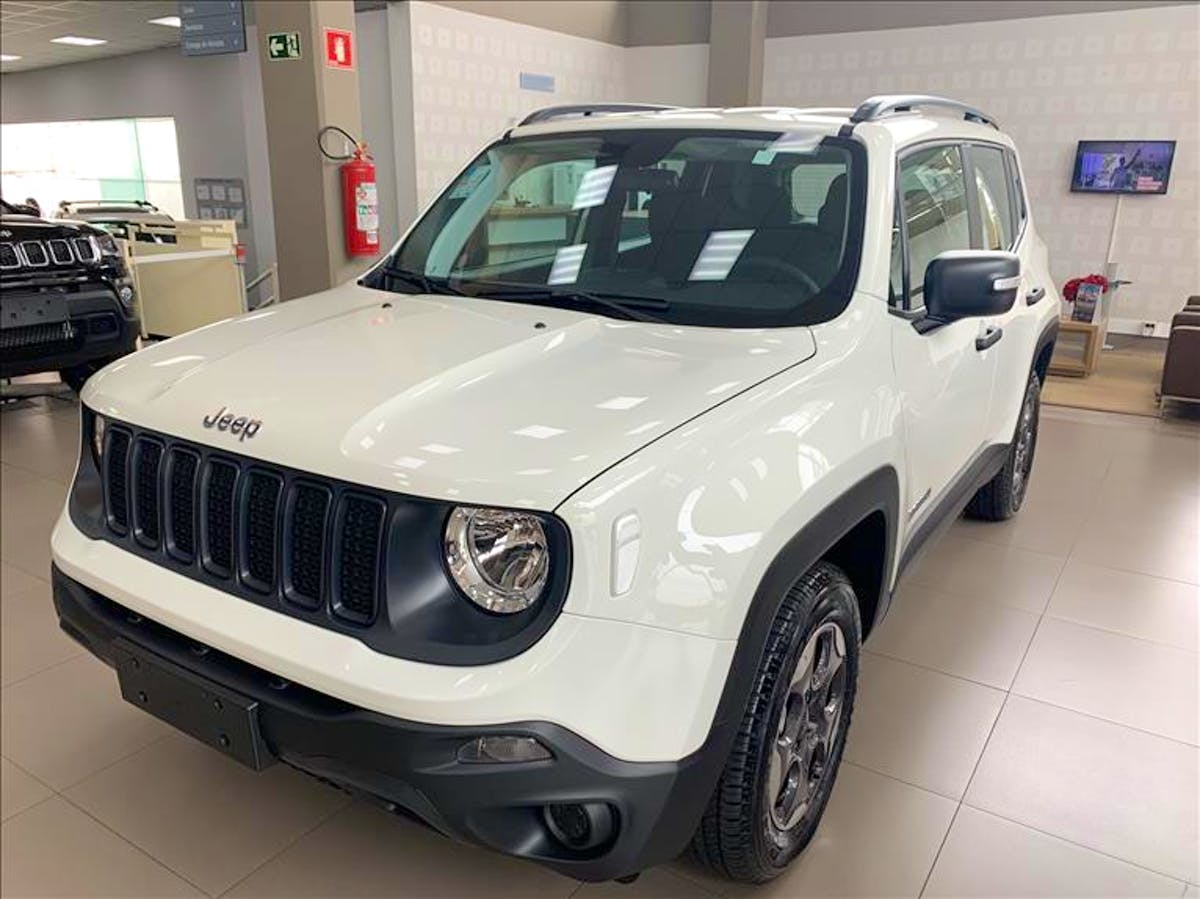JEEP RENEGADE 1.8 16V 2020/2020