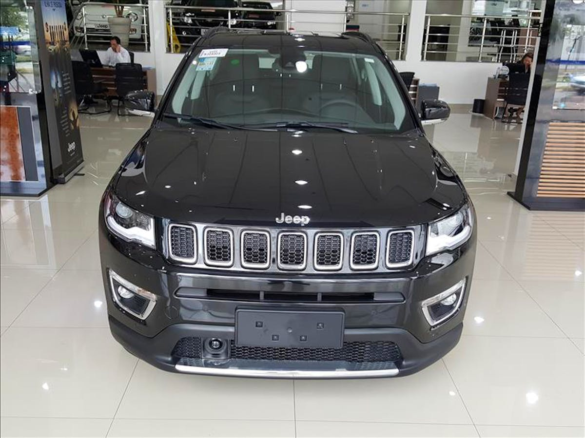 JEEP COMPASS 2.0 16V Limited 2020/2021