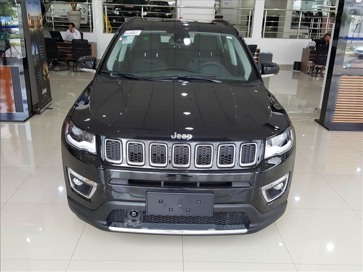 JEEP COMPASS 2.0 16V Limited 2021/2021