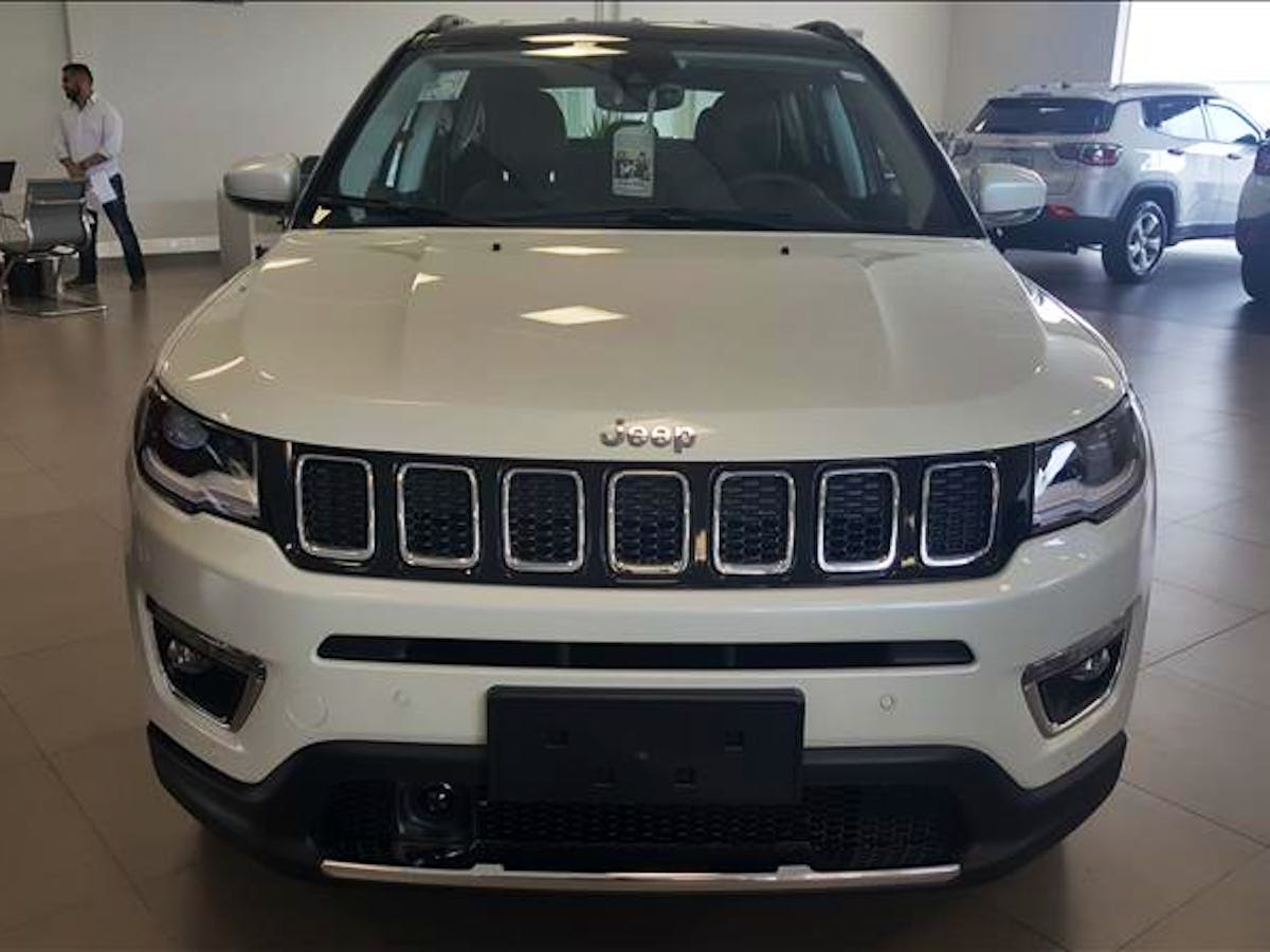 JEEP COMPASS 2.0 16V Limited 2018/2018 - Foto 1