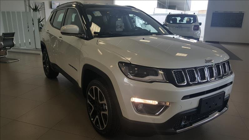 JEEP COMPASS 2.0 16V Limited 2018/2018 - Thumb 6