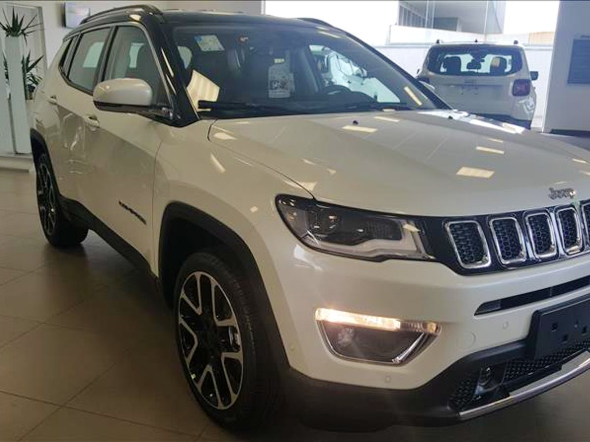 JEEP COMPASS 2.0 16V Limited 2018/2018 - Foto 6