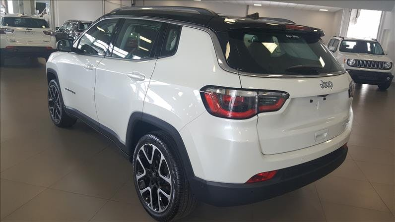 JEEP COMPASS 2.0 16V Limited 2018/2018 - Foto 7