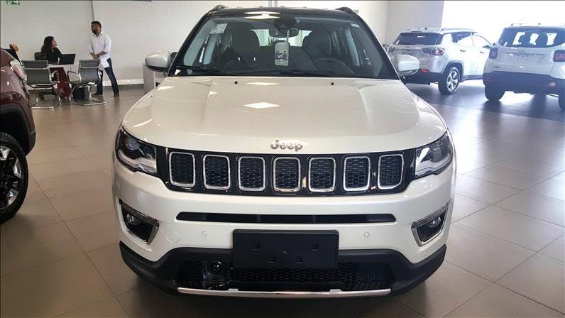 JEEP COMPASS 2.0 16V Limited 2018/2019 - Foto 1